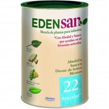 Edensan - Articulaciones 22   Nutrition & Santé   75g   Abedul, Raices, hojas y flores   Plantas