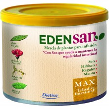 Edensan - Max Tránsito Intestinal   Nutrition & Santé   60g   Sen, Raices, hojas y flores   Plantas