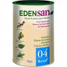 Edensan - Renal 04 | Nutrition & Santé | 70g | Abedul, hojas y flores | Plantas