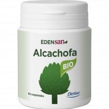 Edensan - Alcachofa   Nutrition & Santé   60 comprimidos   Alcachofa Bio   Plantas Bio