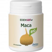 Edensan - Maca | Nutrition & Santé | 60 comprimidos | Maca Bio | Plantas Bio