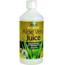 Aloe Pura - Zumo Aloe Vera | Nutrition & Santé | 1000ml | Aloe Vera | Zumos