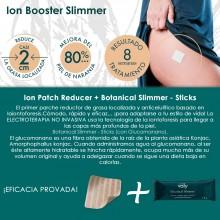 Ion Booster Slimmer | Valy - Ecareyou | 84 Sticks + 56 parches - 1mes | Ayuda a perder peso y volumen - Elimina el apetito