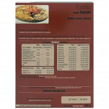 SikenDiet Tortilla sabor Bacon | Siken | 7 sobres de 22gr | Control de peso - Dietas saludables