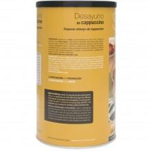 SikenDiet Desayuno Capuccino | Siken | Bote de 400 gramos | Control de peso - Dietas saludables