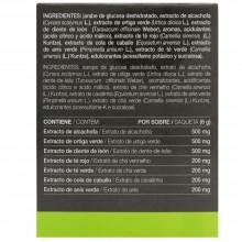 SikenForm Detoxidren complemento alimenticio| Siken | Caja con 12 sobres de 6 gr | Control de peso - Dietas saludables