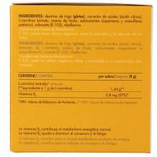 SikenForm L-Carnitina Sport complemento alimenticio| Siken | Caja con 12 sobres de 8 gr | Control de peso - Dietas saludables