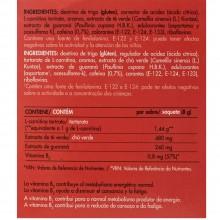 SikenForm L-Carnitina Sport Plus complemento alimenticio| Siken | Caja 12 sobres de 8 gr | Control de peso - Dietas saludables
