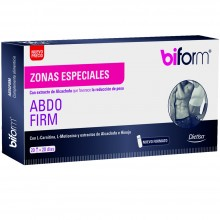 Biform - Abdofirm | Dietisa | 20 viales | Perder Peso – Zonas Rebeldes