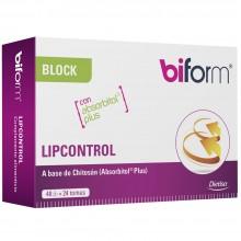 Biform - LipControl | Dietisa | 48 cáps. | Perder Peso – Bloqueadores