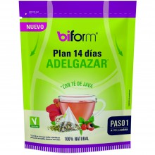 Biform - Plan 14 días Adelgazar | Dietisa | 14 bolsitas | Control de Peso – Planes Especiales