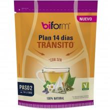 Biform - Plan 14 días Tránsito | Dietisa | 14 bolsitas | Tránsito – Planes Especiales