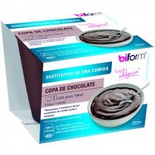 Biform - Copa de Chocolate | Dietisa | 210 gr | Sustitutivos