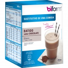 Biform - Batido de Chocolate | Dietisa | 5 Sobres | Sustitutivos