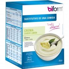 Biform - Crema de Limón | Dietisa | 6 natillas | Sustitutivos