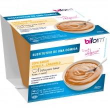 Biform - Copa de Vainilla y Caramelo | Dietisa | 210 gr | Sustitutivos