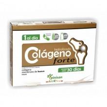 Colágeno Forte | Pinisan | 30 cáps de 468 mg | Articulaciones y  piel