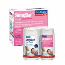 StrongStart para Mujeres| Lamberts | 60Tablet. 1500mg | Fertilidad Mujeres