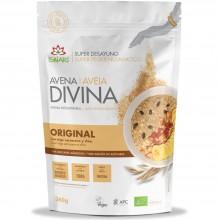 Avena Divina - Original   Nutrition & Santé   360g   Avena, Almendra, Trigo Sarraceno   Superalimento
