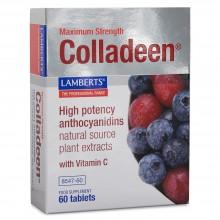 Colladeen®   Lamberts   60 cáps.   Piel, Huesos, Sistema Inmune