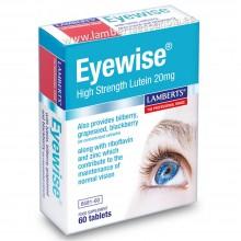Eyewise® | Lamberts | 60 Comp. 2000 mg | Vista