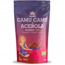 Camu Camu + Acerola en Polvo | Nutrition & Santé | 70g | Superalimento