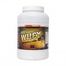 Proteína Whey ISO - Sabor a Yogur con Plátano | Sotya | 2200g en polvo | Deporte