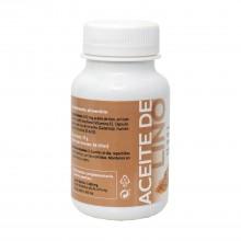 Aceite de Lino | Sotya | 110 Cáps. 702 mg | Bienestar del corazón, Articulaciones, Intestino y Piel