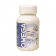 Aceite de Pescado Omega 3 | Sotya | 110 Cáps. 721 mg | Salud del Corazón