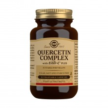 Quercetina | Solgar | 50 cáps. 500mg | Antihistamínico, Corazón y Antioxidante
