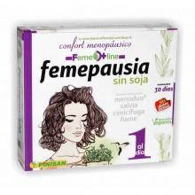 Femepausia | Pinisan | 30 cáp de 350 mg | Menopáusia