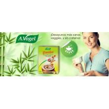 Bambú Soluble | A. Vogel | Caja 25 Sobres de 2 g | Saludable sustituto Bio natural del Café