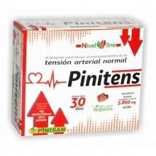 Pinitens   Pinisan   60 cáps de 730 mg   Tensión arterial