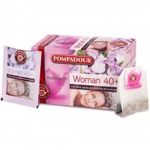 Woman 40+ | Pompadour | 20 bolsitas | Menopausia