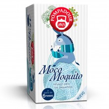 Moco Moquito | Pompadour | 15 bolsitas | Respirar