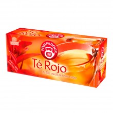 Té Rojo   Pompadour   25 bolsitas   Intenso - Detox