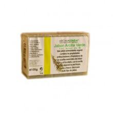 Jabón de Marsella Arcilla Verde | Aromasensia | 100g | Jabón
