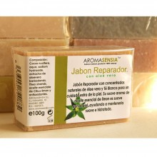 Jabón de Marsella Reparador | Aromasensia | 100g | Jabón