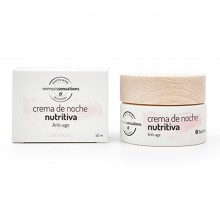 Crema de noche nutritiva anti-age | Herbora | 50ml | Hidrata, Piel Firme