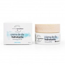 Crema de día hidratante intensiva SPF 15 | Herbora | 50ml | Hidrata, Piel Firme