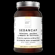 Sedancap | Herbora | 60 cáps. | Estrés y Conciliar Sueño