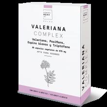 Valeriana Complex | Herbora | 30 cáps. | Relajante Natural