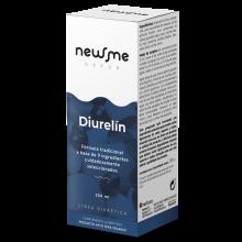 Diurelín | Herbora | 250ml | Hepátic, Depurativo del Hígado, Metabolismo Lento