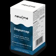 Depurcap   Herbora   60 cáps   Hepátic, Depurativo del Hígado, Metabolismo Lento