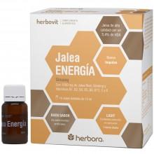 Jalea Energía Herbovit | Herbora | 16 viales | Energía y Vitalidad