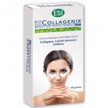 COLLAGENIX | ESI - Trepatdiet | 14 Parches | Unisex| Cosmética Antiaging - Contorno de ojos  - Rejuvenecimiento de la cara