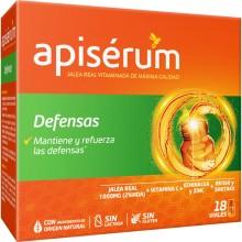 Apisérum Defensas Viales NF | Apisérum | 18 viales de 1.380 mg | Defensas