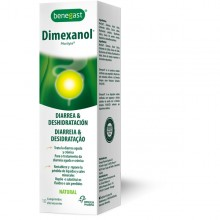 Dimexanol Caja Adultos | Benegast | 10 tab. efervescentes | Diarrea