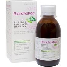 Bronchostop Solución Oral | Bronchostop | 200ml | Antitusivo y Expectorante