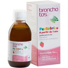 Bronchotos Solución Oral Pediatrico | Bronchostop | 200ml | Antitusivo y Expectorante